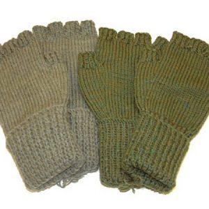 Antidrift Wool Fingerless Gloves