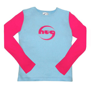Two Coloured Hug T Shirt