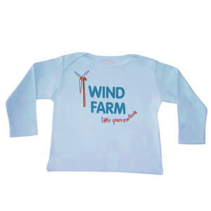 Wind Farm T Shirt